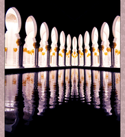 Sheikh Zayed Mosque by noOnah