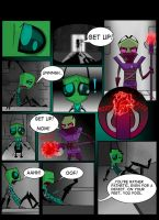 SA: Intro Pg 1 by hypershadow34