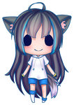 Cheeb Commission Blue-DT by utautouya