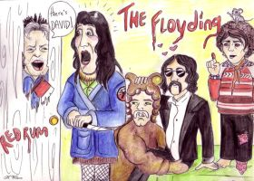 Pink Floyd Toon 5 by SoftMachine09