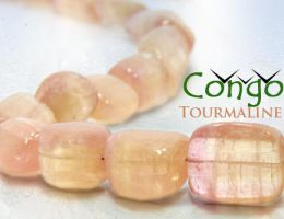 Congo Tourmaline 2 by BeadsofCambay