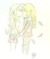 Love - EdxWinry by caged-birds