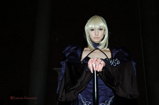 Saber Fate Grand Order (1) by Shecktor-Photography