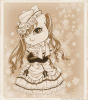 Victorian Photo Collection 1 by aruarian-dancer