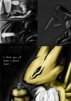 DoNE page 4 comic by sedsone