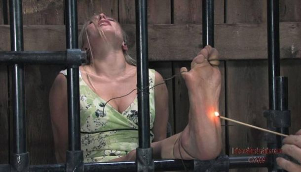 1-foot Torture Red Hot Feet31 by FootFetishGuy1961