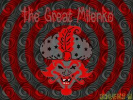 The Great Milenko WP by Silent-J