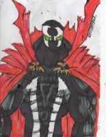 Spawn black lantern by ChahlesXavier