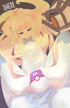 Sun and Moon - Lillie by Phibonnachee