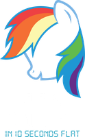 20% cooler in 10 seconds flat shirt vector by Fehlung