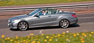 Mercedes Benz Convertable by DundeePhotographics