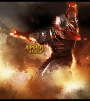 JUMPER is DANGER by Wcreates