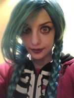 Jinx lens test by TheKikih