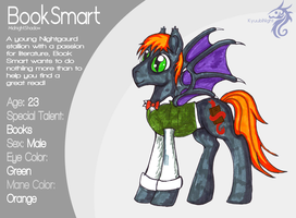 Book Smart (Formerly known as Midnight Shadow) by KyuubiNight
