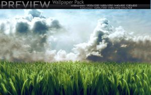 Lawn In Sky Pack Resolutions by serpico1973