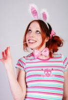 Bunny Gum by memersonphotographic