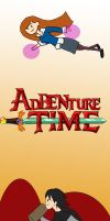 adBENture time by Getemono