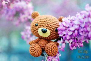Teddy bear by MissBajoCollection