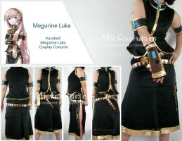 Vocaloid Megurine Luka Cosplay by miccostumes