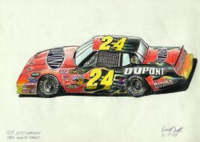 C.O.Y.- Jeff Gordon by ImfamousE