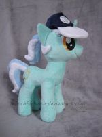 Lyra Plush with BonBon Hat by munchforlunch