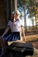 School Girl Chi by Foxy-Cosplay