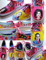 Kathy Beth Terry Shoes by PinkUnicornPrincess
