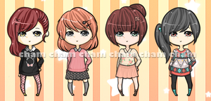 trendy sweater adopts [closed] by chammilleful