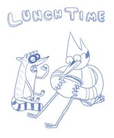 LunchTime by OysteIce