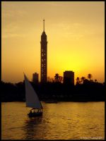 Cairo Tower by A7mads