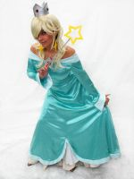 Rosalina again by lelistar