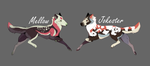CLOSED Canine Point Auction by ChaseAdopts