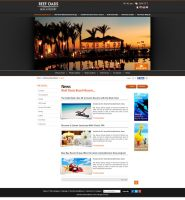 Reef Oasis Hotels and Resorts - News Page by MaiEltouny