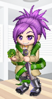 Anko is on gaia by Trissacar