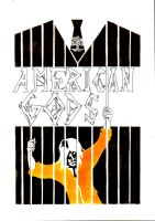 American gods proyect cover by sttommy92