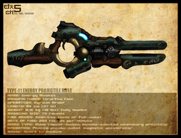 Kyrdan Energy Musket by Great-5