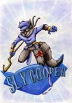 Sly Cooper by Ricku