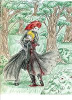 Axel and Roxes, I'm Sorry by La-gato-negro