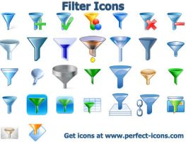 Filter Icons by shockvideoee