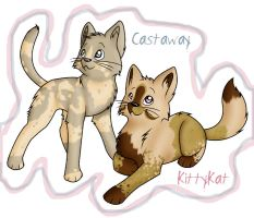 Two Cat Requests by carrie-warwick