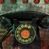 Pick Up the Phone no.223 by derekdavalos