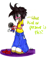 EEnE: Wtf present by DemonicSora