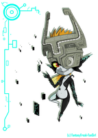 Midna by FantasyFreak-FanGirl