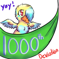 1000th Deviation by Doom-Duck