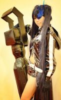 Black Rock Shooter - Gamehub 1 by SweetSix