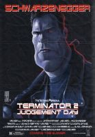 Poster Terminator 2 by Parpa