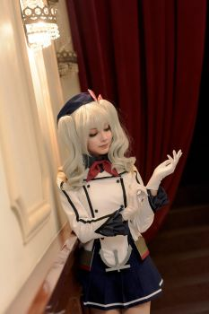 Kashima / Kantai Collection Cosplay by MaySakaali