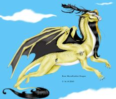 meas a dragon by moonfeather