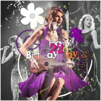 HBD Taylor by magicswift