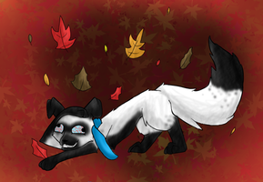 MG - Leaves are Falling by Pure-Escapism